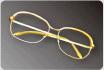 金縁の眼鏡
